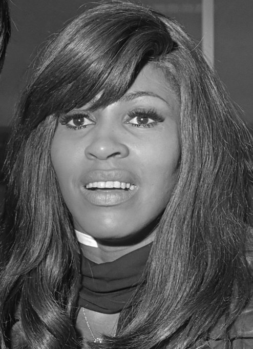 Happy Birthday to American rhythm and blues singer Tina Turner, born on this day in Nutbush, Tennessee in 1939.