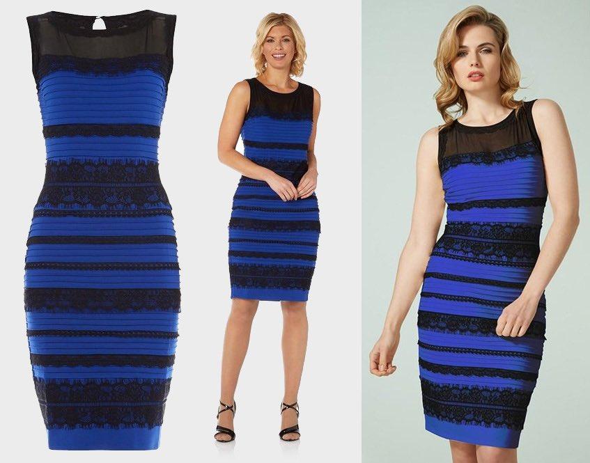Черное синее платье картинка