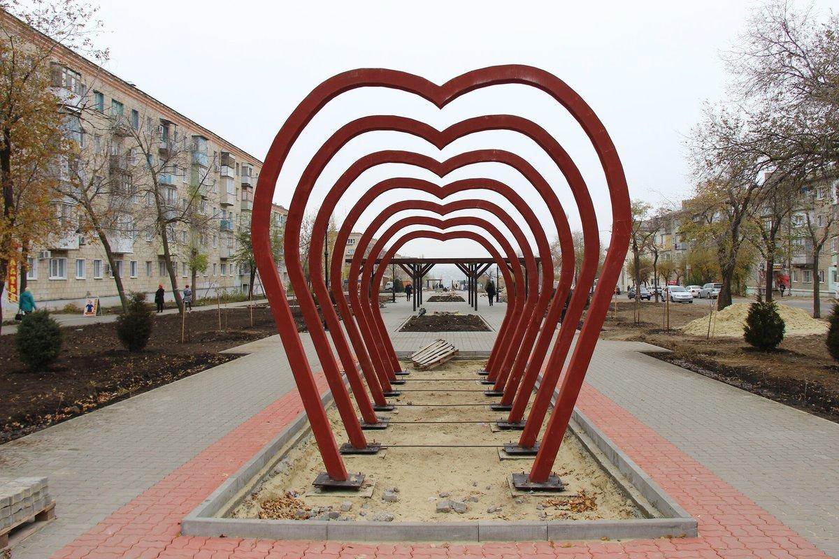 птиц одной аллея любви в тольятти фото атлетико