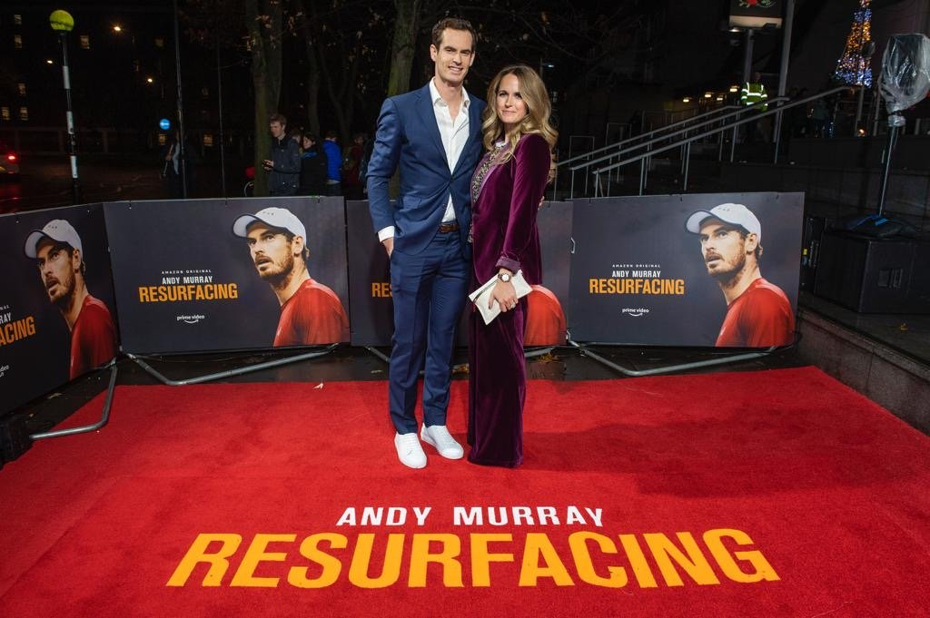 What. A. Night. Thanks to everyone that came down last night for the premiere of Andy Murray: Resurfacing.  Can't wait for you all to see it. Released Friday on @primevideosport.  #Resurfacing https://t.co/btLoeZyxc7
