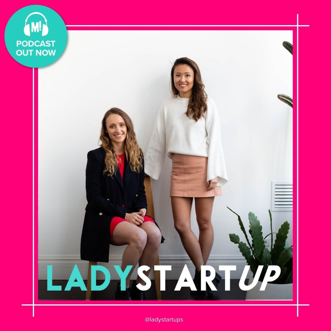 The latest ep of Lady Startup is live featuring the founders of @nimbleactive, Katia Santilli and Vera Yan #ladystartup #entrepreneur #businesspodcastpic.twitter.com/bPHq5rGbvd