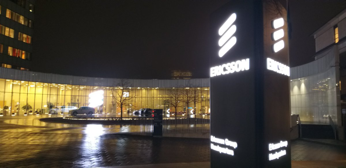 First two days with IoT stuff and then Ericsson Research Day. #ericsson #ericssonresearch #kistapic.twitter.com/QUNw5W4NJs