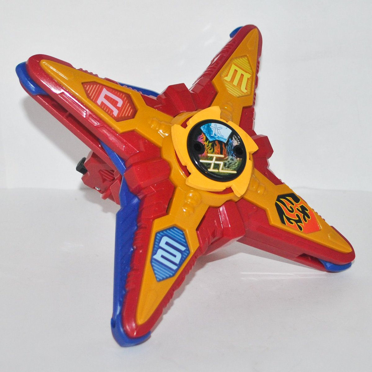 """C.T. Toys & Collectables a Twitter: """"Check out this Saban's POWER RANGERS  Ninja Steel - Deluxe DX Ninja Battle Morpher with the Water Element Ninja  Star by Bandai from 2017 https://t.co/SN8KvcwF3R via @"""
