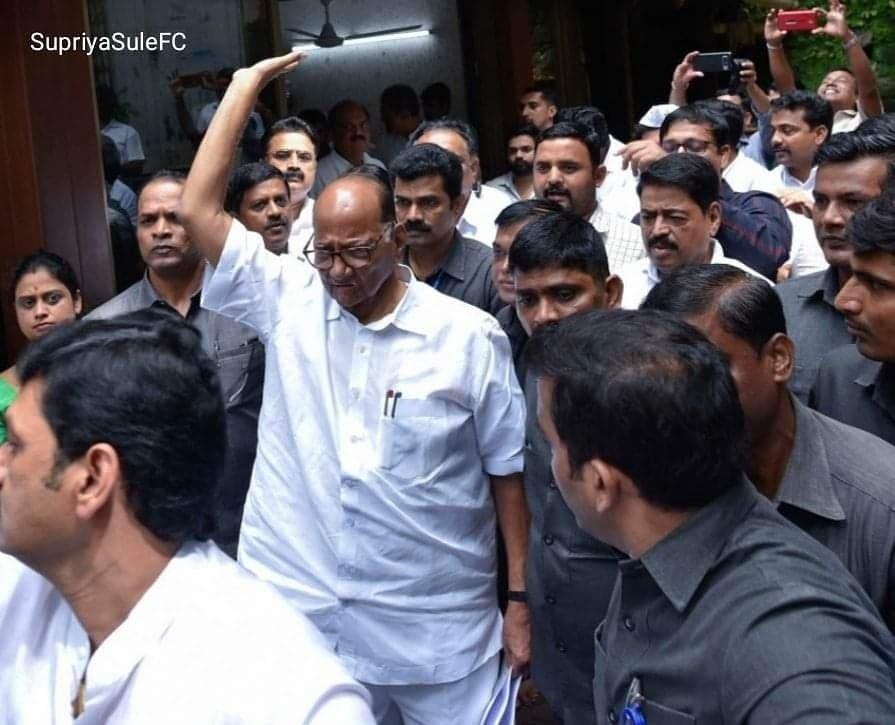चेकमेट : खेळ खल्लास ! . . .  @ncp_youth_officia @ncpspeaks @ajitpawarspeaks @supriya_sule   #ajitpawar #ajitpawarspeaks #ajitpawarfc #pawarsaheb #politics #likeforlikes  #mumbai #pune #baramati #saheb #MaharashtraPoliticalDrama #maharastrapolitics  #ResignFadnavis  #Resignationpic.twitter.com/6BslgbkBpG