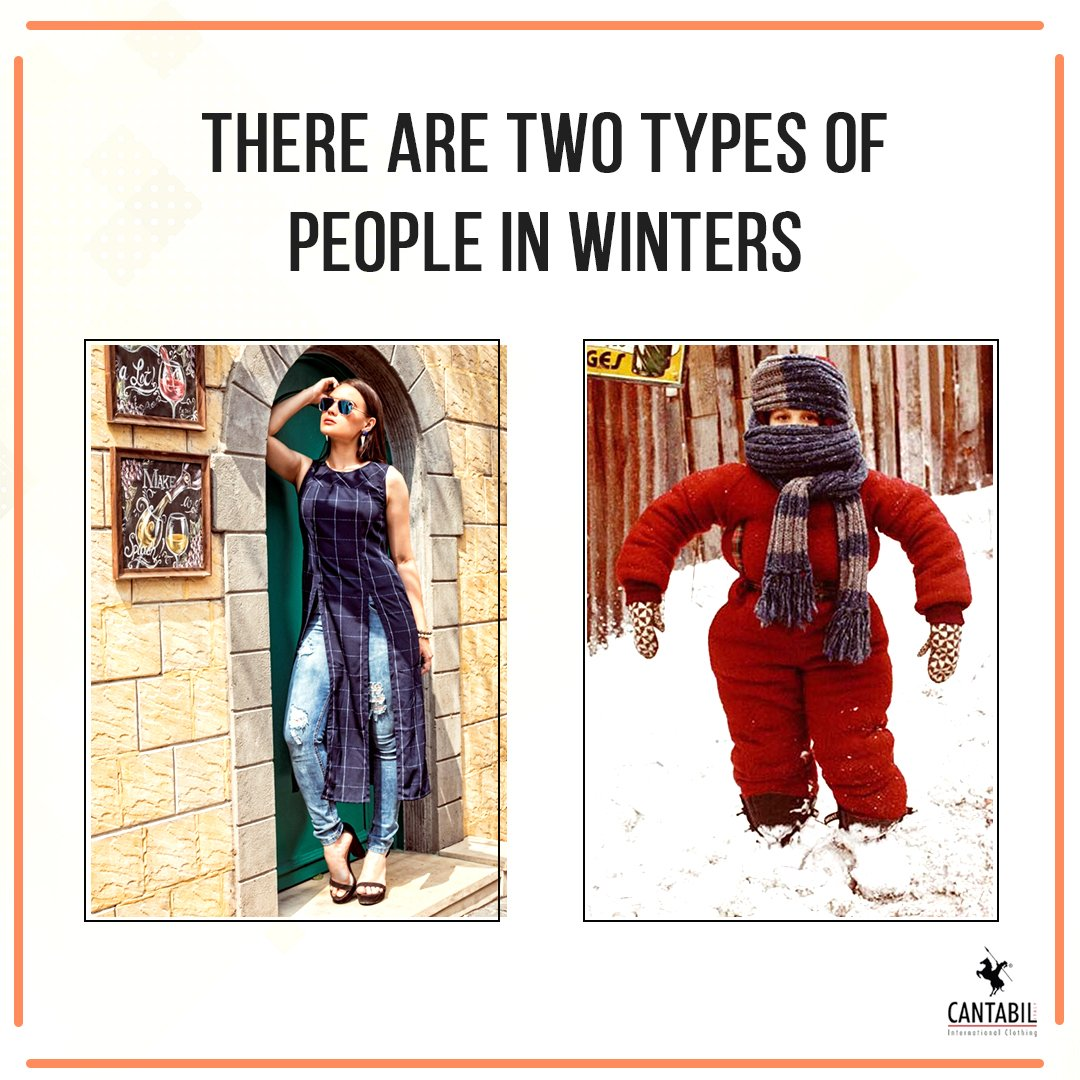 What kind of a person are you Comment below cantabil fashion winters style Trending https t.co sS7waLMHeS