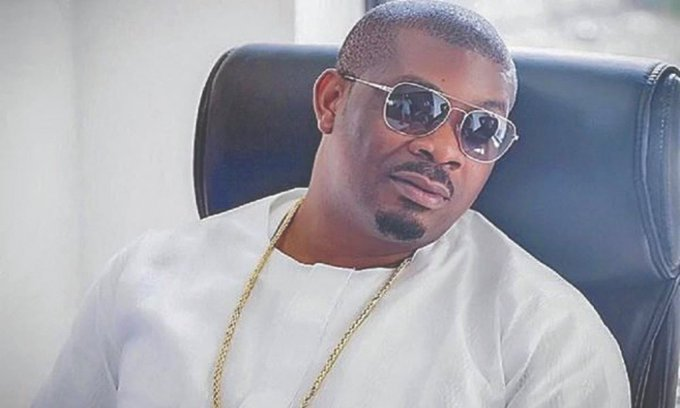 Happy birthday to a living legend, Don Jazzy. From the Phoenix Browser family.