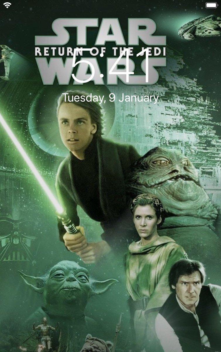 Luke Skywalker On Twitter My Star Wars Phone Wallpaper What Is Yours Starwars Wallpaper