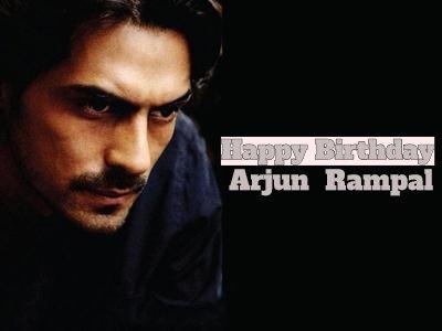 Happy Birthday Arjun Rampal....