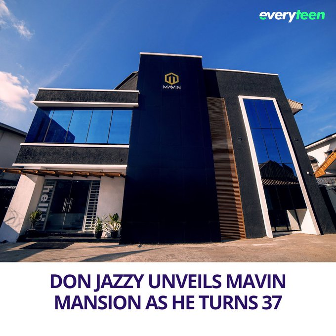 It\s Don Jazzy again! Happy 37th birthday to one of Africa\s greatest What do you wish him?