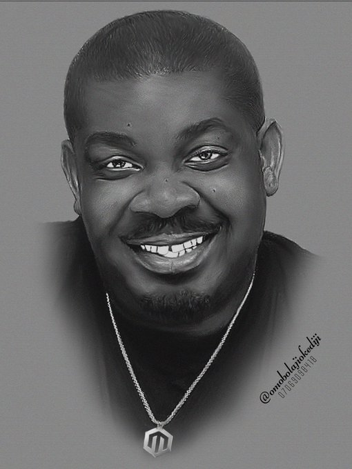 Happy Birthday Don Jazzy Continue to be a blessing boss