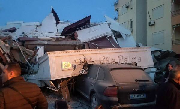 We prayed for other places that were struck by catastrophes Ima need y'all to #PrayForAlbania Earthquake resulted in 13 deaths thus far and about 600 injured https://t.co/ndSEj0V0rC