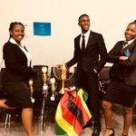 Image for the Tweet beginning: Great  Zimbabwe University are