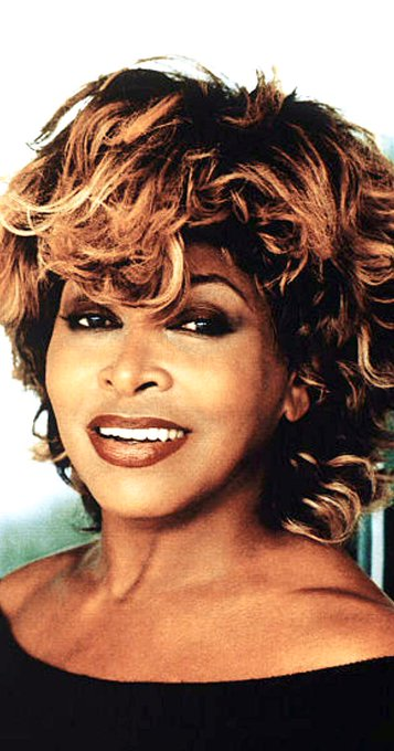 Happy 80th Birthday to Tina Turner! Love her!