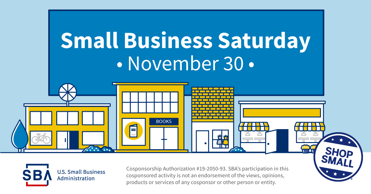 #DidYouKnow small businesses create 2 out of every 3 net new jobs in the United States? 😮  Show your support for entrepreneurs in your community and #ShopSmall this Saturday!   ▶️  ◀️  #TuesdayThoughts