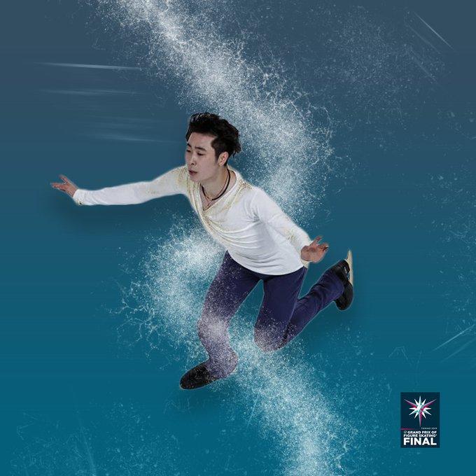 ISU Grand Prix of Figure Skating Final (Senior & Junior). Dec 05 - Dec 08, 2019.  Torino /ITA  EKTjQLdWkAALDJ2?format=jpg&name=small