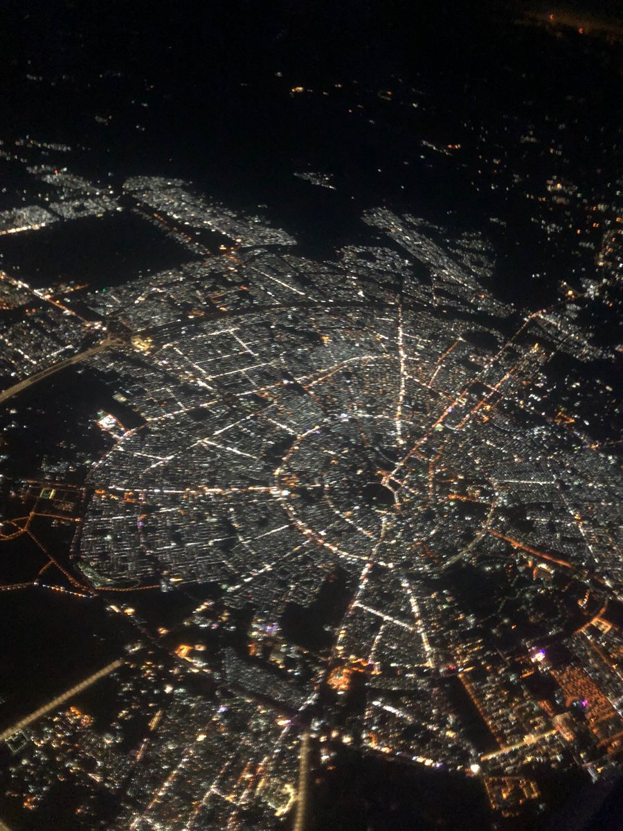 #Arbil by night from air. 25.11.19 pic.twitter.com/RsQRUJU05y