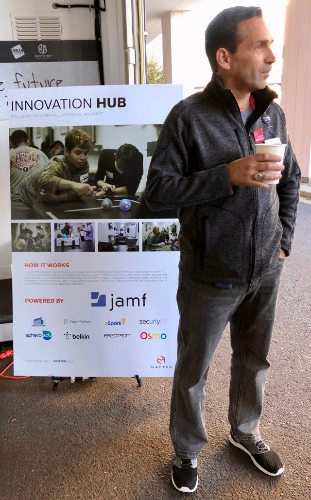 Jamf and the Matter InnovationHub