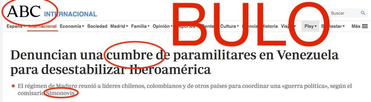 Venezuela - Noticias Internacionales - Página 34 EKTwaUzUUAMd3qW