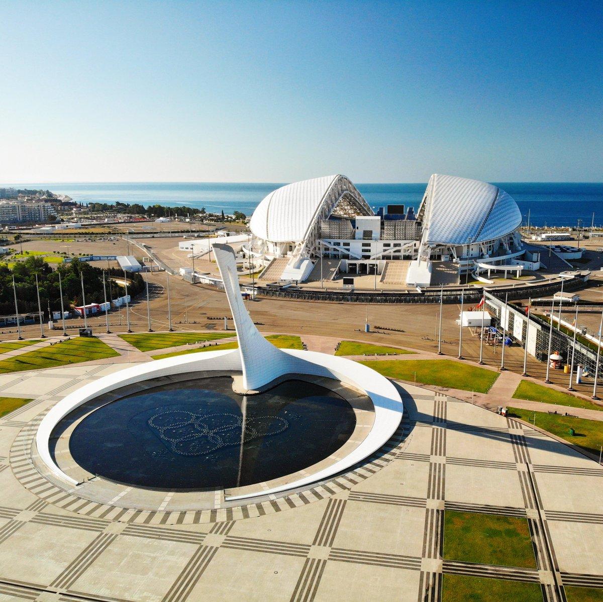 олимпийский парк сочи официальный сайт фото правило