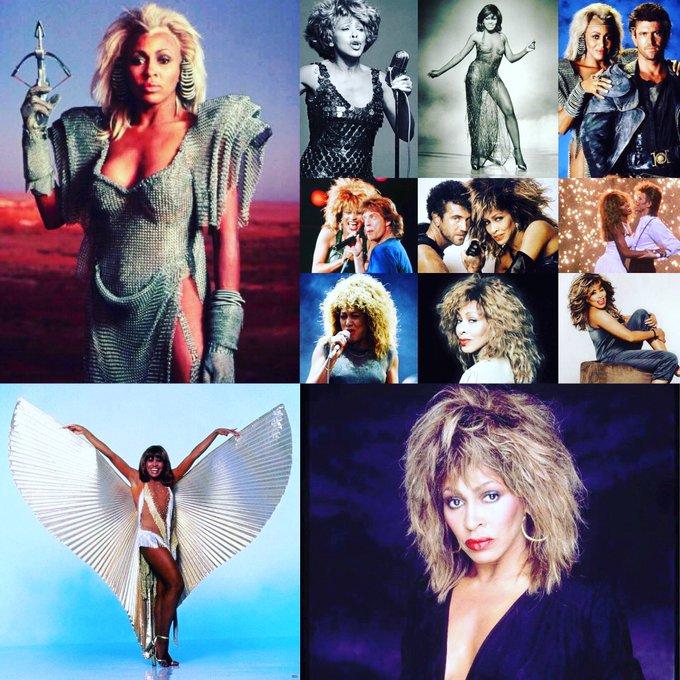 Happy 80th   Birthday to Lady Singer & Actress Tina Turner