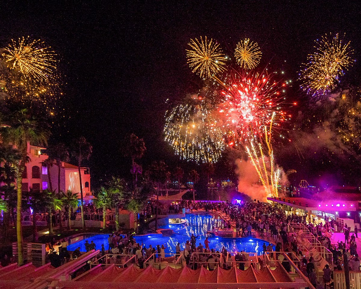 #NYE at #MECabo can only be described as the biggest and greatest party in Cabo. Celebrate 2020 with us!  ME Cabo hotel reservation: me.cabo@melia.com Table reservation: bmi-reservation@melia.com  Tickets available on https://t.co/z9C2Lpz0s0 https://t.co/kqCQSIJ81v