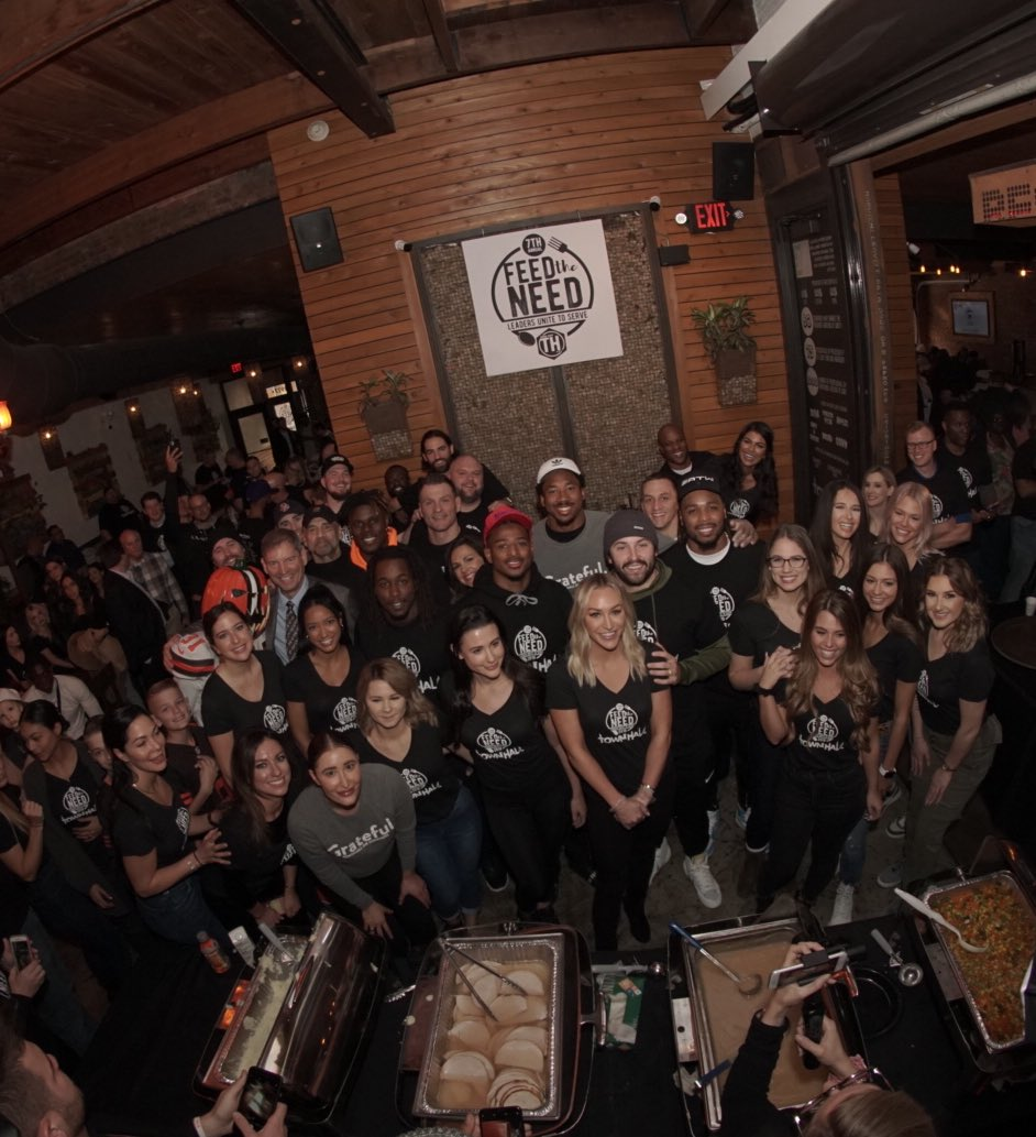 Help us help those in need! @TOWNHALLOHC is raising funds for St. Augustine Hunger Center. 100% of donations go directly to St. Augustine. #TOWNHALLFEEDTHENEED Pls RT! Donate here: bit.ly/7THFeedTheNeed