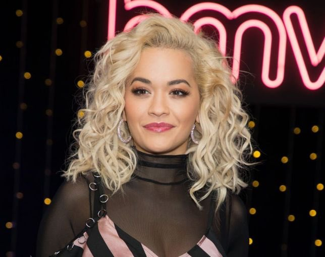 Happy 29th Birthday to singer, songwriter, and actress, Rita Ora!