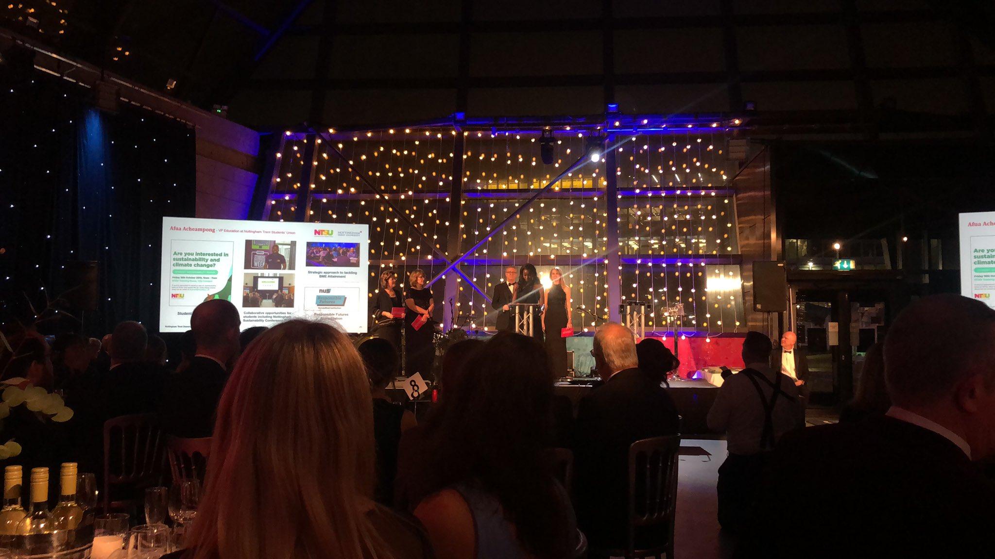 NTU Green Gown Award