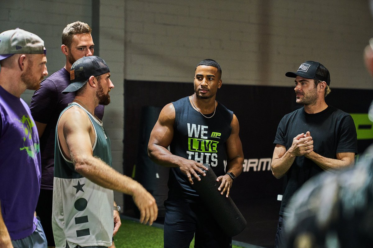 They have one of the biggest channels on YouTube, and it's easy to see why. Check out our Gym Time partner challenge with the crew from @DudePerfect!