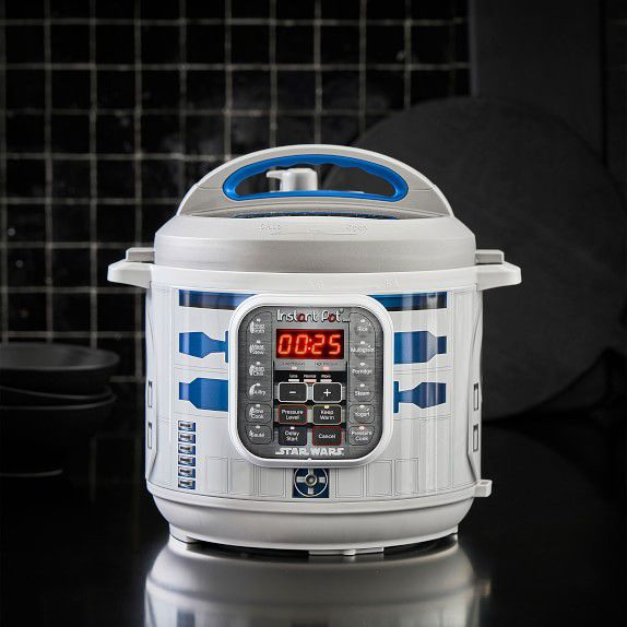 Star Wars Instant Pots invite you to cook out of Chewbacca's chest