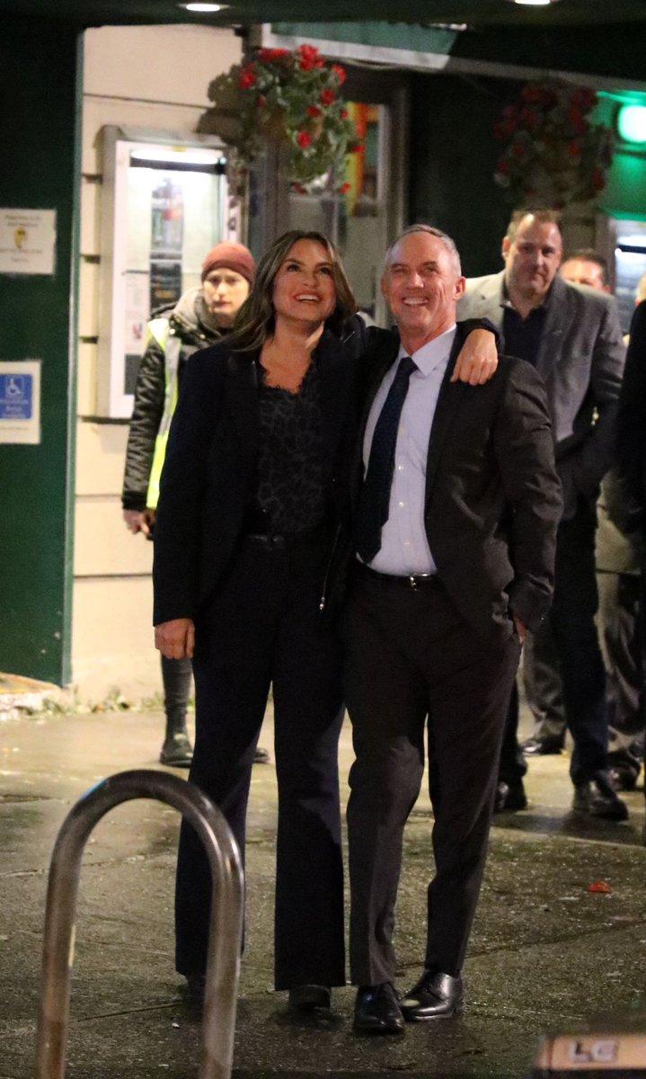 Benson a Stabler pripojiť