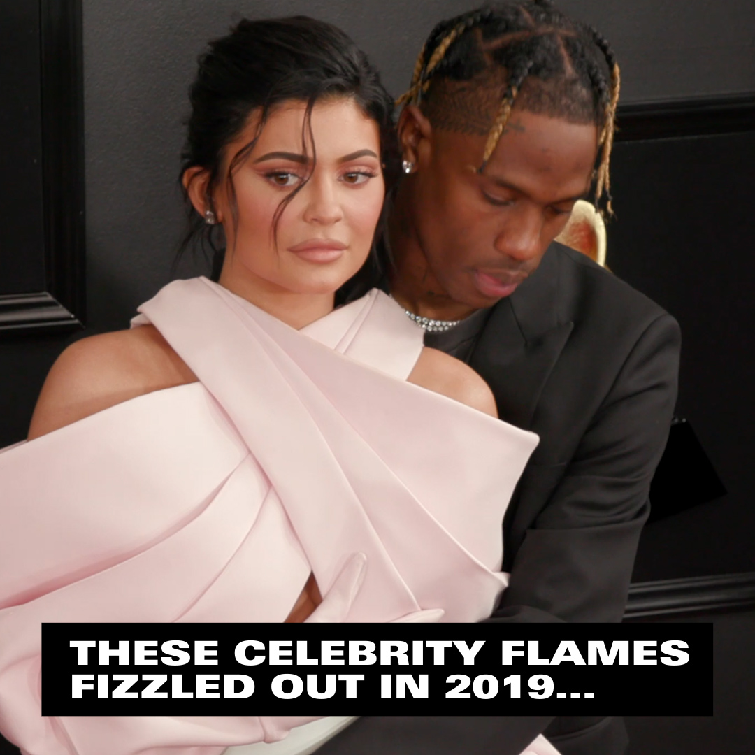 These relationships died in 2019, so its time to say farewell to their fizzled flames! 😢💔