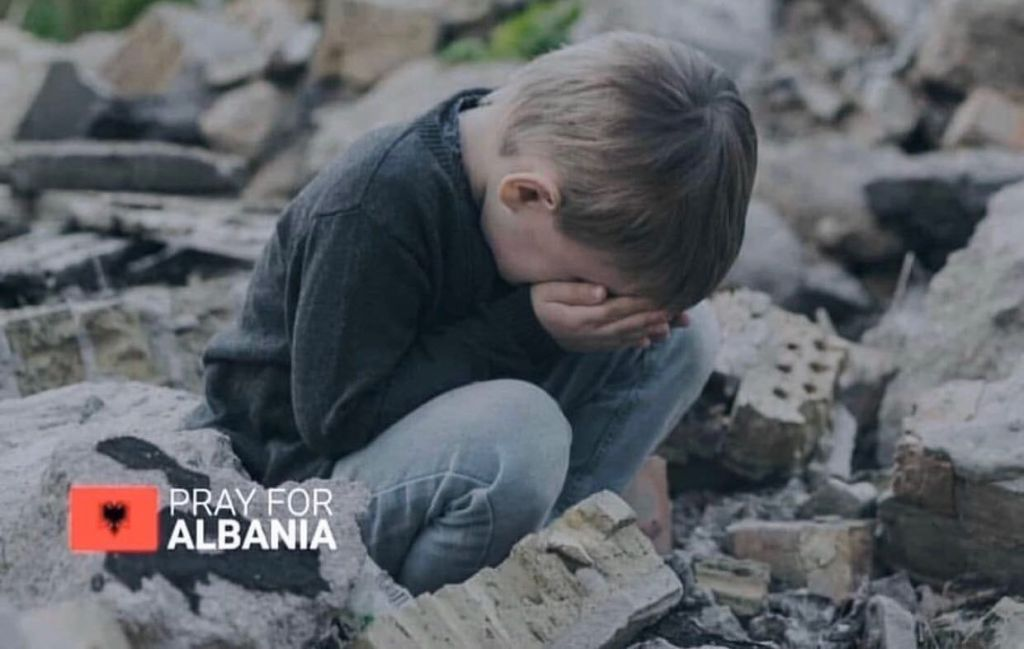🇦🇱 Our prays and thoughts to Albania suffering the devastating earthquake #eurovision #oikotimes #melfest #umk #DestinationEurovision #eestilaul #srfesc #eurovisiongr #openup