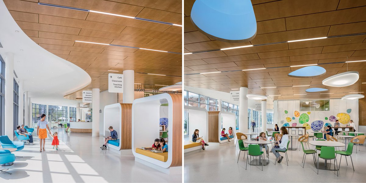 Eyp On Twitter We Are Thrilled To Share That The Design For Childrensatl S Center For Advanced Pediatrics Is A Finalist For Interiordesign S 2019 Best Of Year Awards In The Healthcare Category Learn