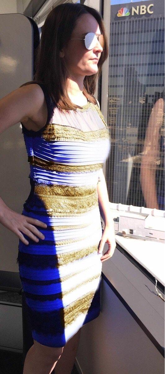 Картинки бело золотого платья