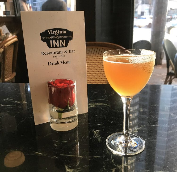 The warming flavors of vanilla and citrus in our Tuaca Sidecar will leave you feeling aglow all winter long. #sidecar #tuaca #cheers #cocktailhour #seattlebars #pikeplacemarket https://t.co/w03WawLn4s
