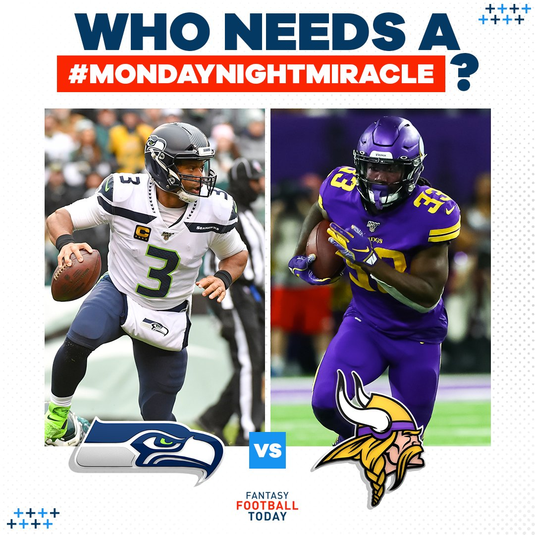 @FFToday's photo on #MondayNightMiracle
