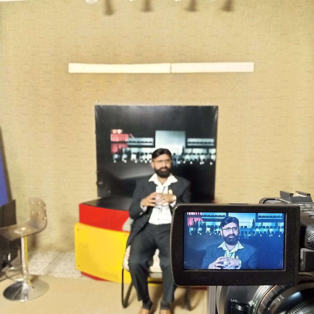 Islamphobia is an exaggerated fear, and negative sentiments, even hatred toward Islam and anyone who follows the religion. This could be a result of negative stereotypes and discrimination.Analyst Umar Riaz Abbasi interview at Sahar TV.