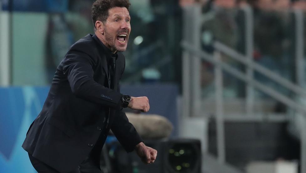 "🗣 Simeone: ""Necesitamos paciencia, va a llegar un gran partido con goles"". #Atleti #UCL #JuveAtleti ➡ buff.ly/35FQ5pM"