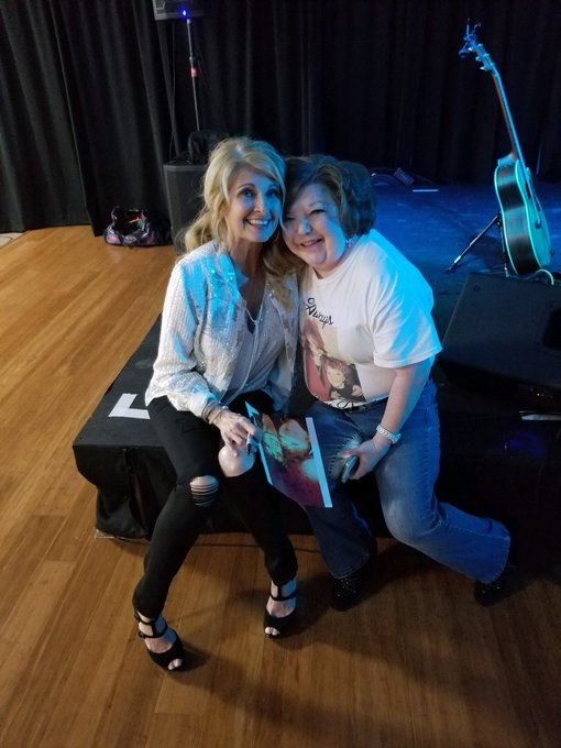 Happy Birthday Linda Davis love you