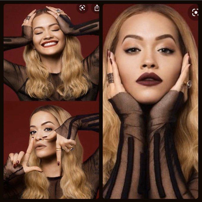 Happy 29th Bday to Rita Ora