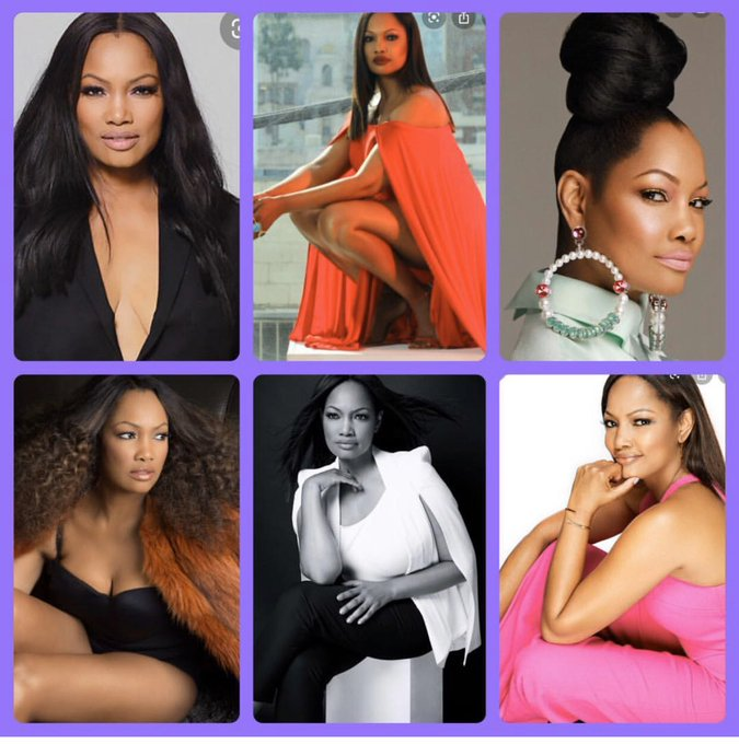 Happy 53rd bday to the stunning Garcelle Beauvais