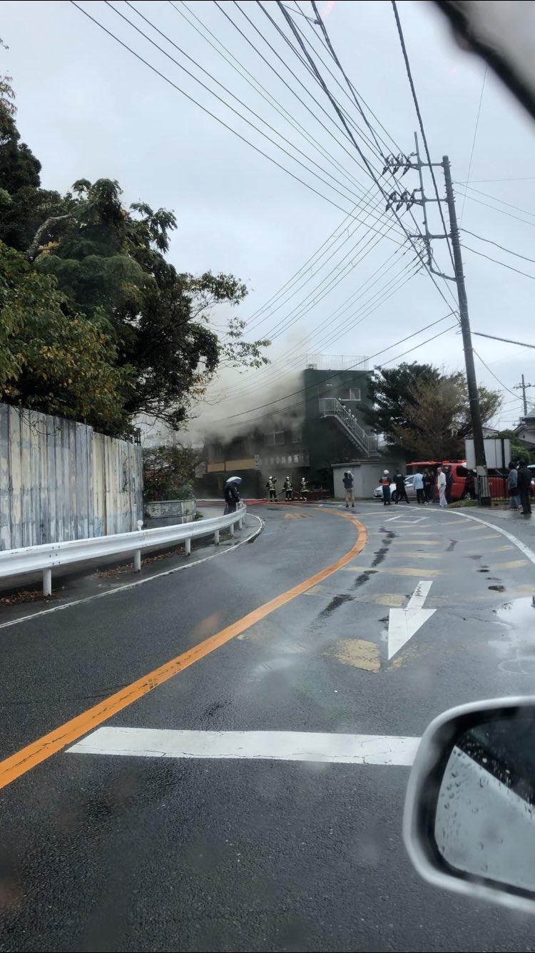 画像,下田で火事だ〜🔥もう空気も乾燥してきたし気をつけないとやな https://t.co/UQiBGVD5v0。
