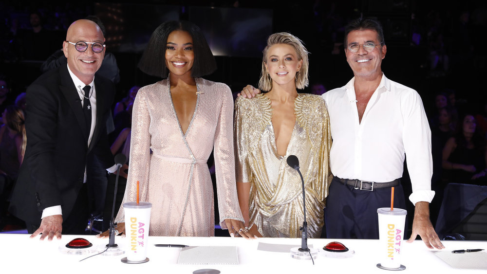 Heres What Julianne Hough Said When Asked About AGT Controversy - Top Tweets Photo