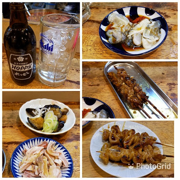 東京 安くて美味しい居酒屋