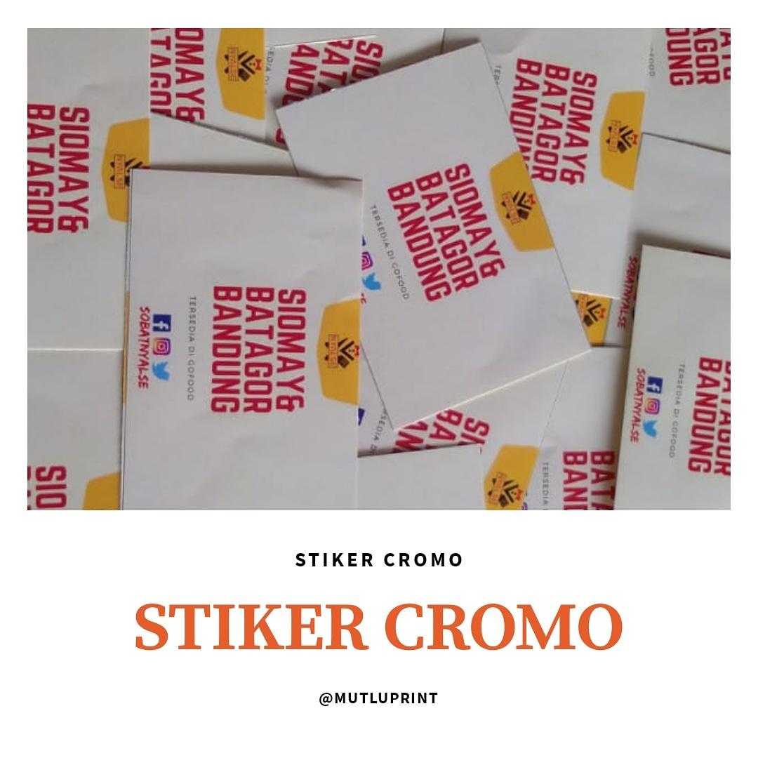 Stiker Cromo hanya 20rb/lembar Untuk ukuran kertas A3... More information? Yuu langsung DM 📲  #mutluprint #mutlustore #stiker #cromo #stikermurah