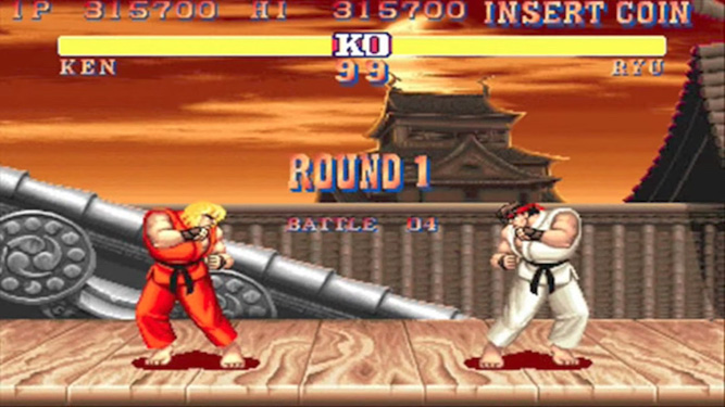 Gamasutra On Twitter Don T Miss The Legacy Of Street Fighter Ii In The Words Of The Experts Https T Co