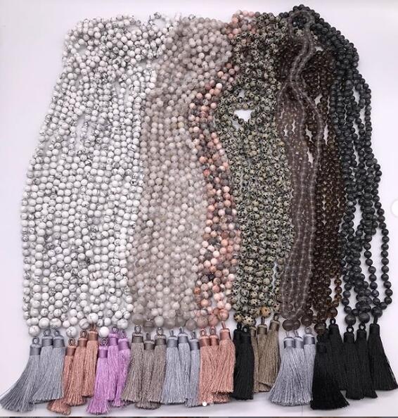 Hand knotted 108 mala gemstone necklaces. Worldwide Shipping, Online Shopping. #Tombeads #HandKnottedBeads #HandKnottedBracelets #HandKnottedNecklaces #MalaBeads #MalaBracelets #MalaNecklaces #YogaBeads #YogaBracelets #YogaNecklaces #Handmade #HandmadeBeads #HandmadeBraceletspic.twitter.com/WruSFqGZ6U