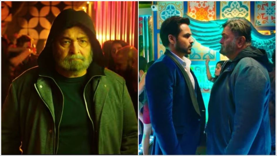 #TheBody song #JhalakDikhlaJaaReloaded: @emraanhashmis dance session with the ladies gets interrupted by @chintskap bit.ly/2Y0q6GZ