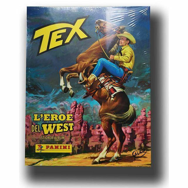 Figurine-stickers 31 -New TEX L/'EROE DEL WEST Panini 2015 n